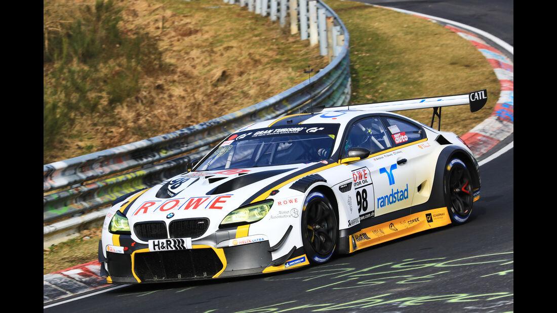 VLN - Nürburgring Nordschleife - Startnummer #98 - BMW M6 GT3 - Rowe Racing - SP9 Pro