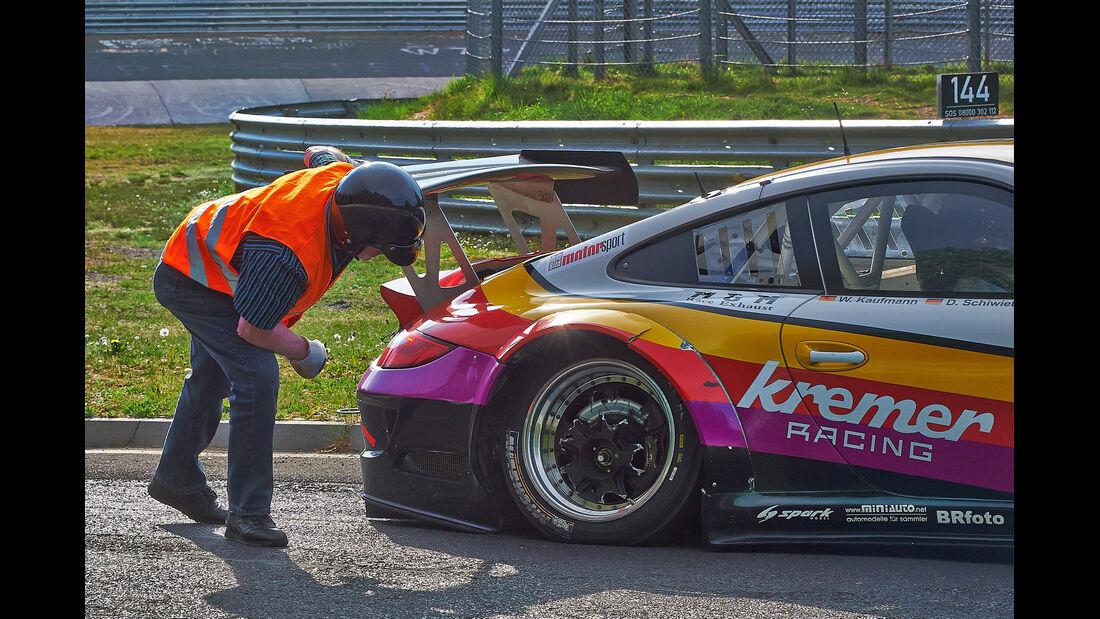 VLN, Nürburgring, Porsche 911 GT3 KR, Manthey-Racing, , 26.04.2014