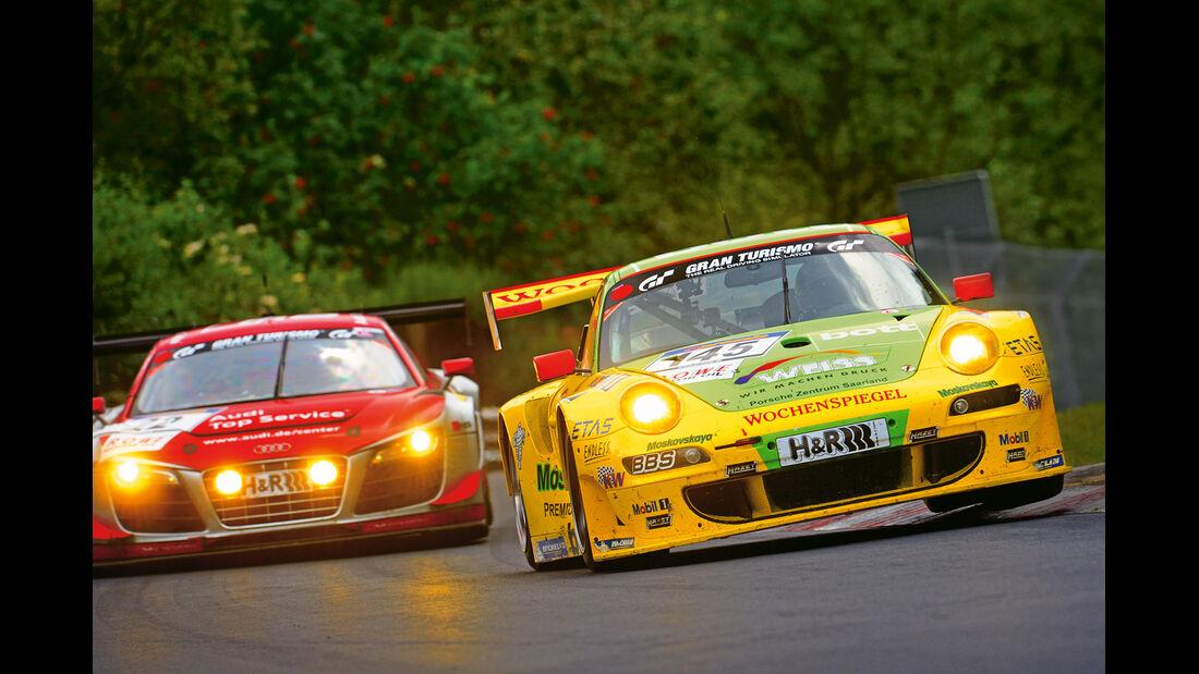 VLN, Porsche GT, Manthey