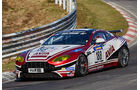 VLN2015-Nürburgring-Aston Martin Vantage V8 GT4-Startnummer #188-SP10