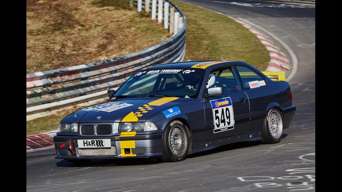VLN2015-Nürburgring-BMW 318is-Startnummer #549-V2