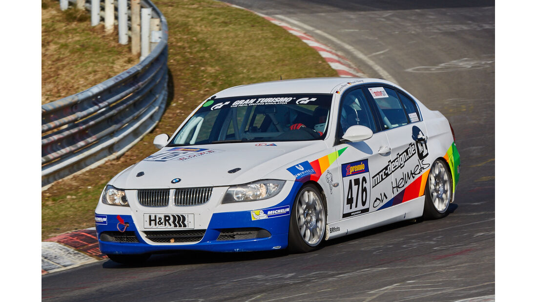 VLN2015-Nürburgring-BMW 325i-Startnummer #476-V4