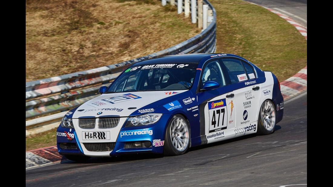 VLN2015-Nürburgring-BMW 325i-Startnummer #477-V4