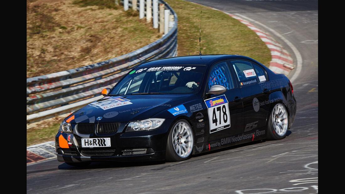VLN2015-Nürburgring-BMW 325i-Startnummer #478-V4