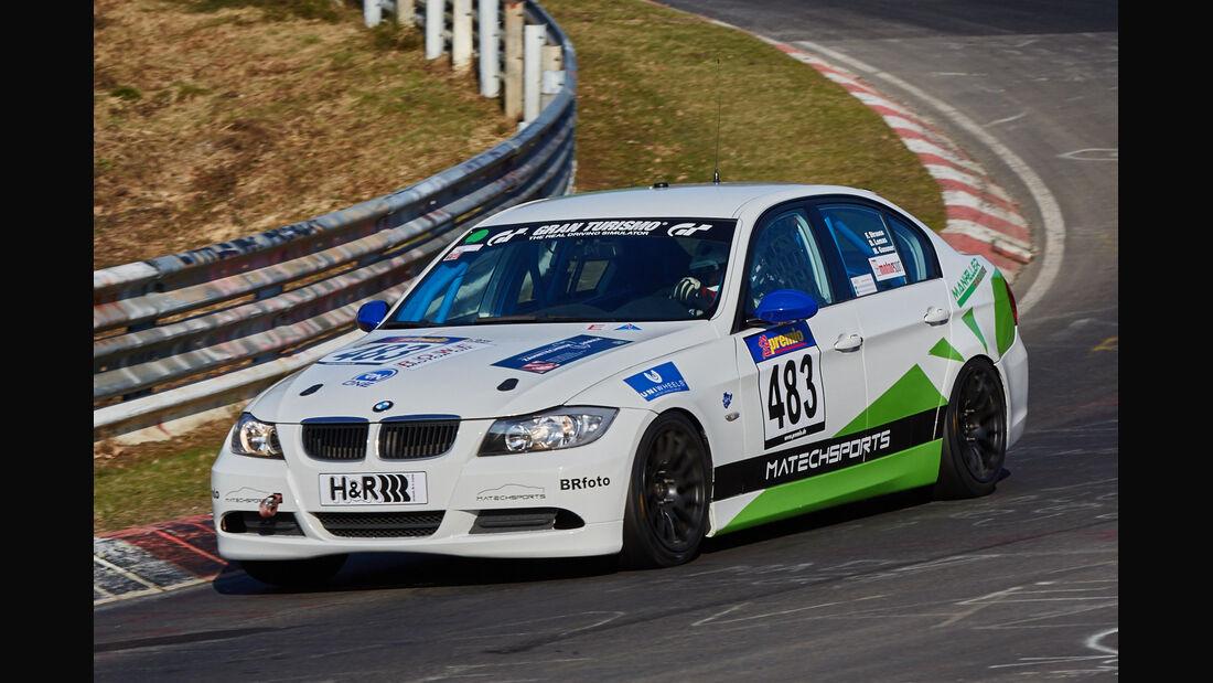 VLN2015-Nürburgring-BMW 325i-Startnummer #483-V4