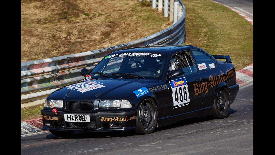 VLN2015-Nürburgring-BMW 325i-Startnummer #486-V4