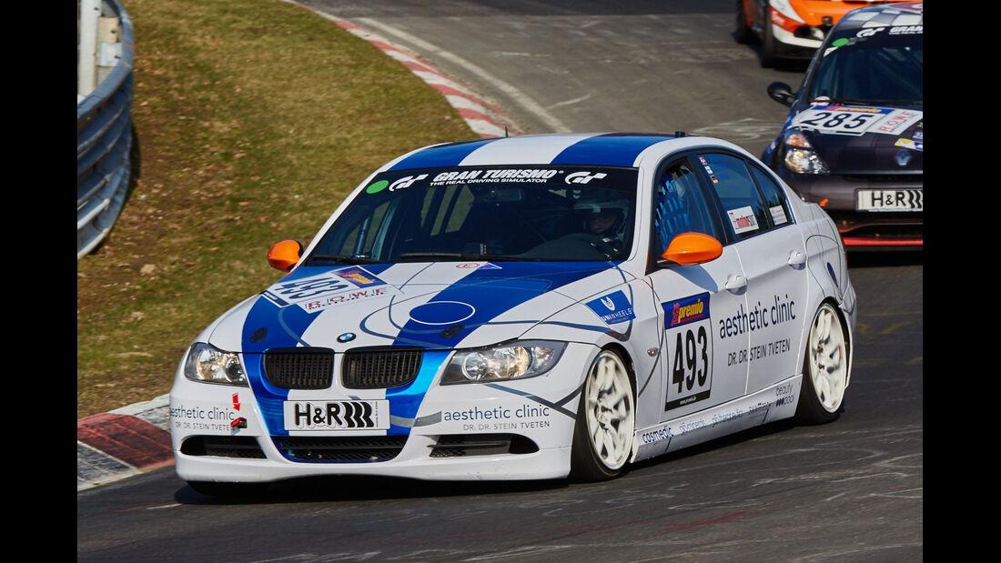 VLN2015-Nürburgring-BMW 325i-Startnummer #493-V4