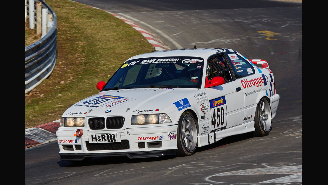 VLN2015-Nürburgring-BMW 330i-Startnummer #450-V5