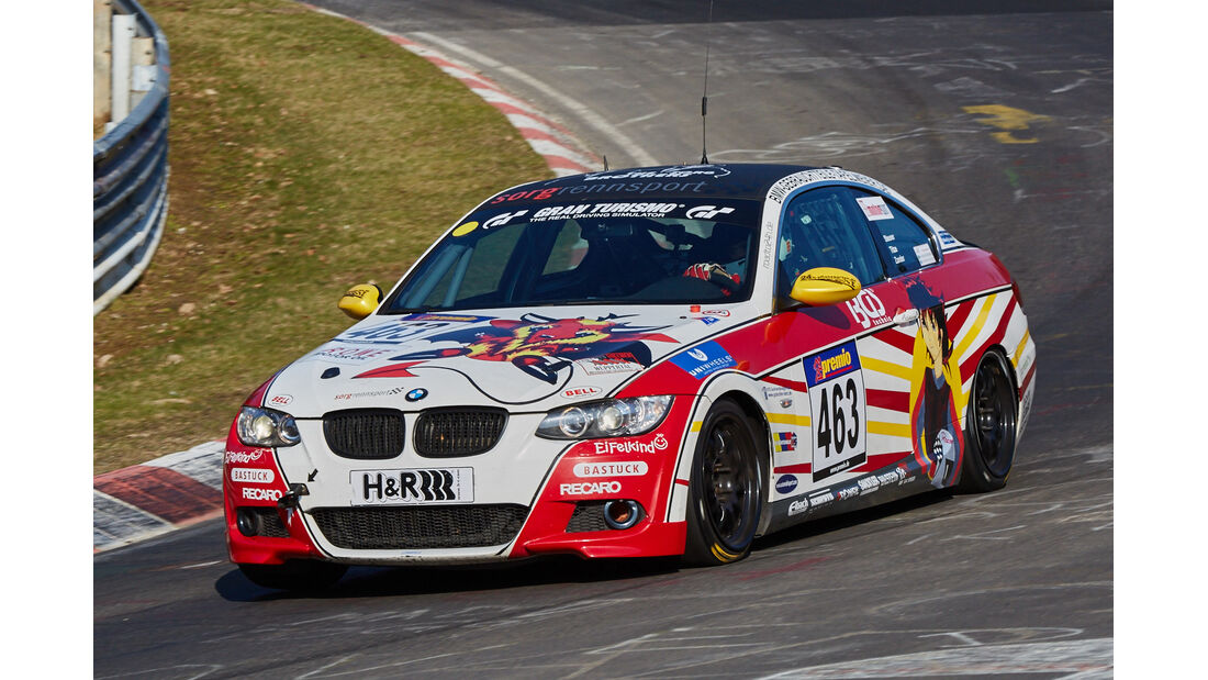 VLN2015-Nürburgring-BMW 330i-Startnummer #463-V5