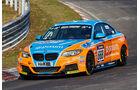 VLN2015-Nürburgring-BMW M235i Racing Cup-Startnummer #668-CUP5
