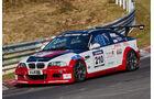 VLN2015-Nürburgring-BMW M3 GTR-Startnummer #210-SP6