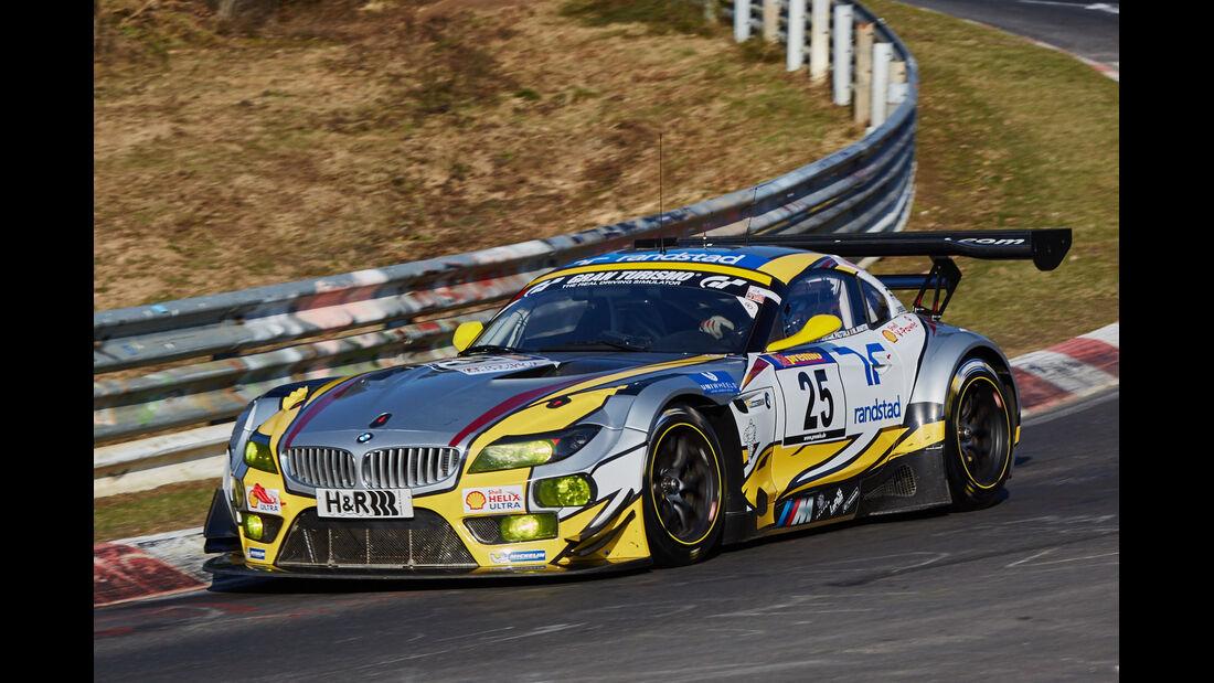 VLN2015-Nürburgring-BMW Z4 GT3-Startnummer #25-SP9
