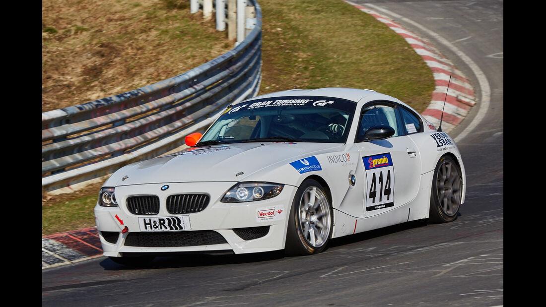 VLN2015-Nürburgring-BMW Z4-Startnummer #414-V6