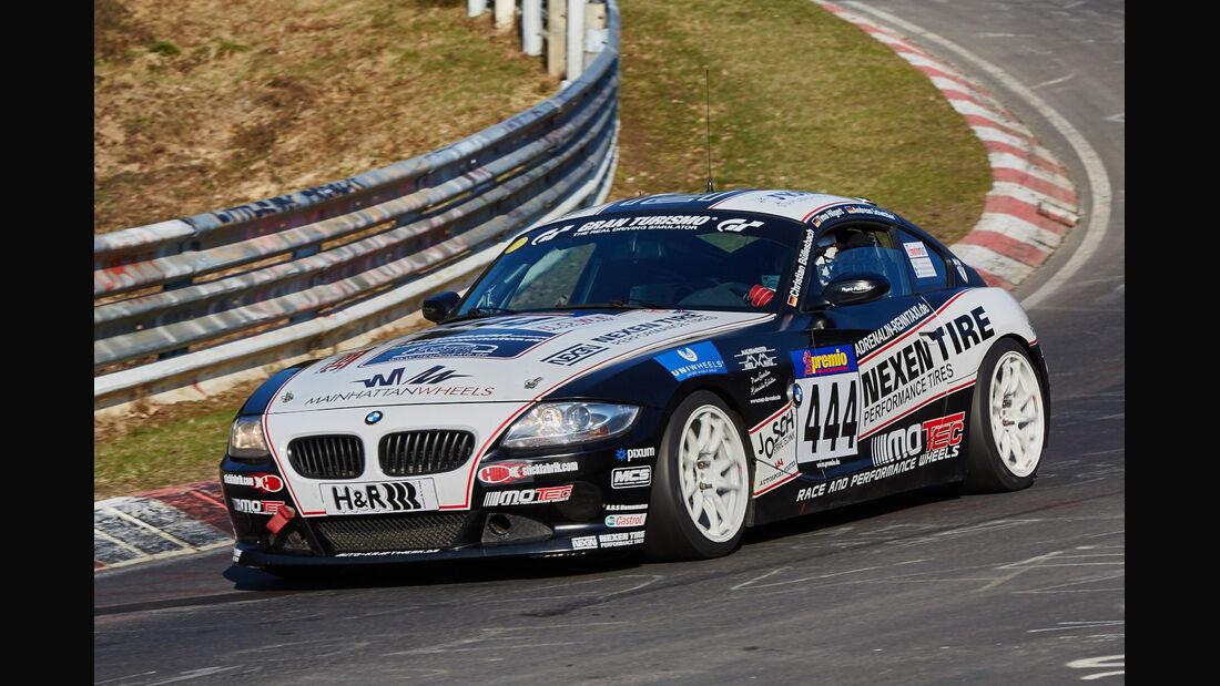 VLN2015-Nürburgring-BMW Z4-Startnummer #444-V5