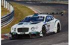 VLN2015-Nürburgring-Bentley Continental GT3-Startnummer #34-SP9