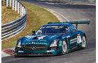VLN2015-Nürburgring-Mercedes-Benz SLS AMG GT3-Startnummer #2-SP9