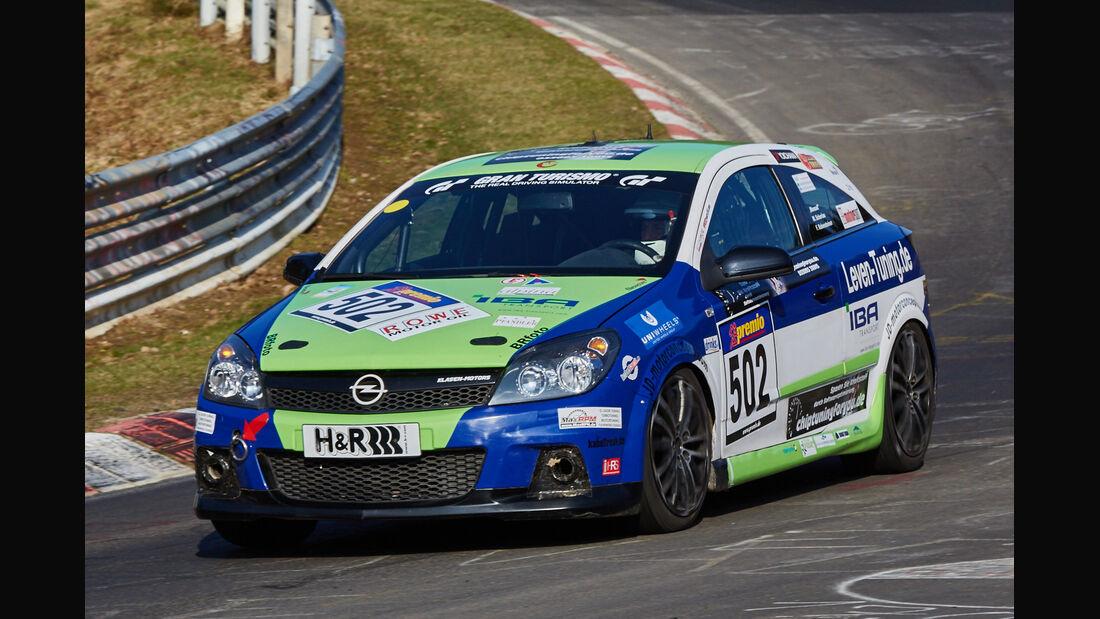 VLN2015-Nürburgring-Opel Astra-Startnummer #502-VT2