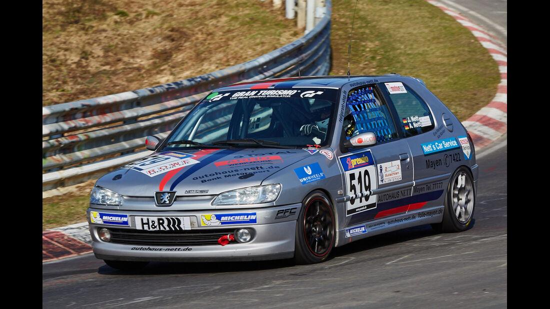 VLN2015-Nürburgring-PEUGEOT Peugeot 306-Startnummer #519-V3