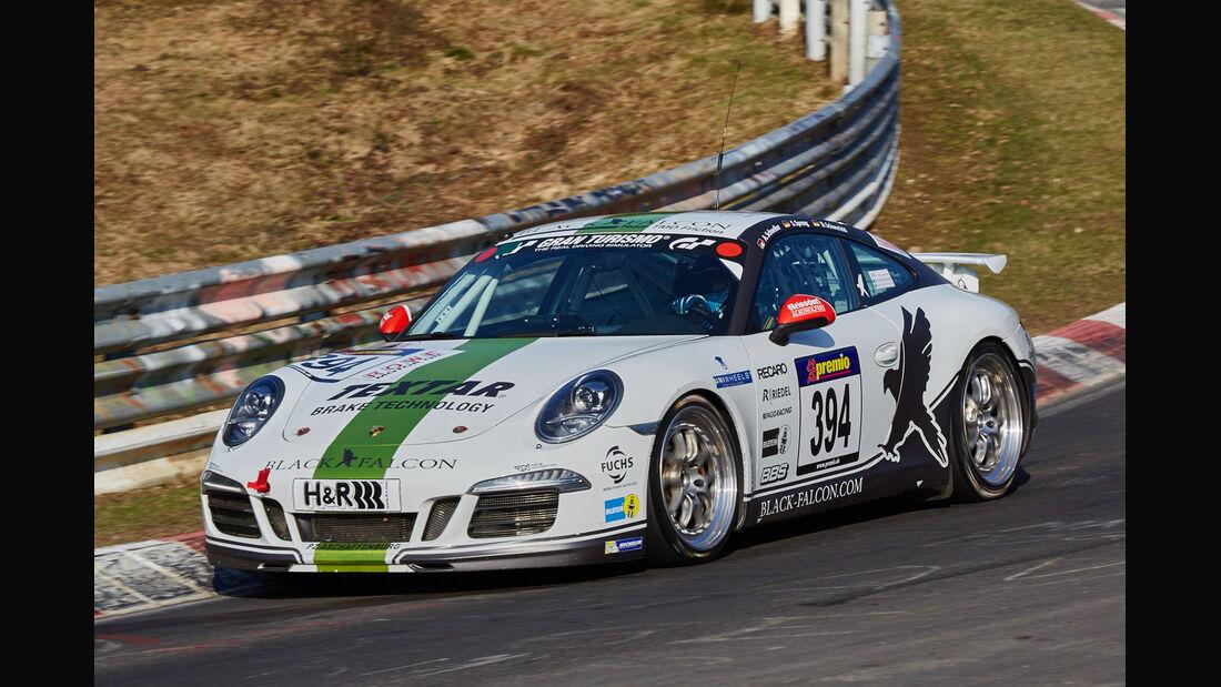 VLN2015-Nürburgring-Porsche 911 Carrera-Startnummer #394-V6
