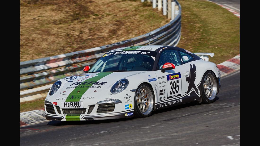 VLN2015-Nürburgring-Porsche 911 Carrera-Startnummer #395-V6