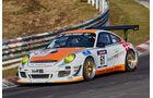 VLN2015-Nürburgring-Porsche 911 Cup-Startnummer #61-SP7