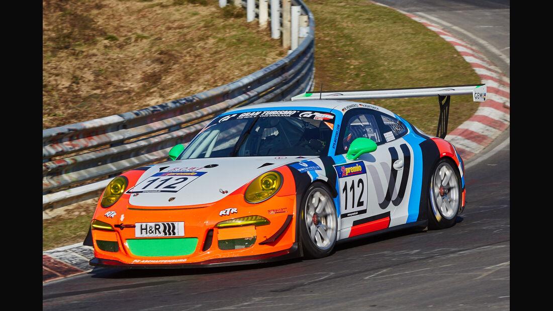 VLN2015-Nürburgring-Porsche 911 GT3 Cup-Startnummer #112-CUP2