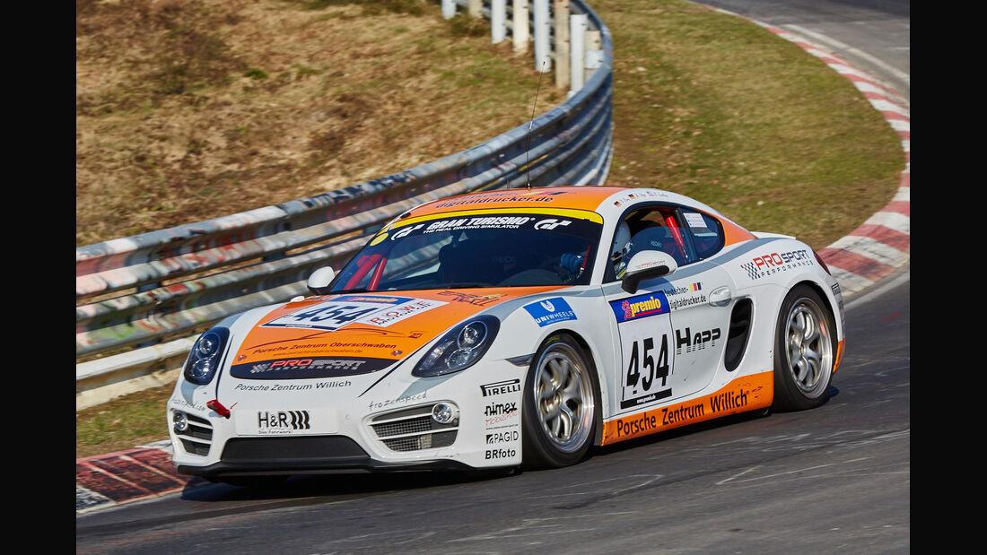 VLN2015-Nürburgring-Porsche Cayman-Startnummer #454-V5