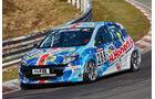 VLN2015-Nürburgring-Renault Clio-Startnummer #288-SP3