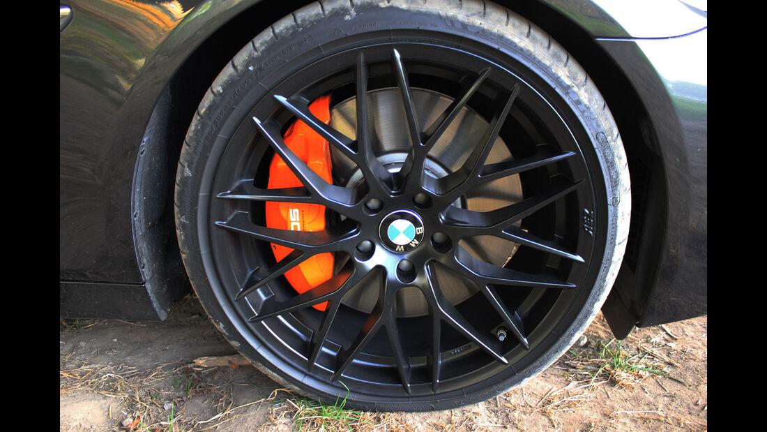 VOS - BMW M550d - Limousine - Tuning