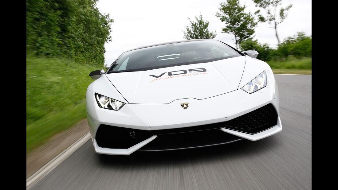 VOS-Performance-Lamborghini-Huracán LP 610-4, Frontansicht