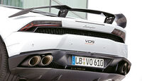 VOS-Performance-Lamborghini-Huracán LP 610-4, Heckspoiler