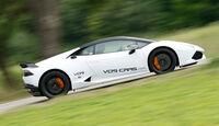 VOS-Performance-Lamborghini-Huracán LP 610-4, Seitenansicht