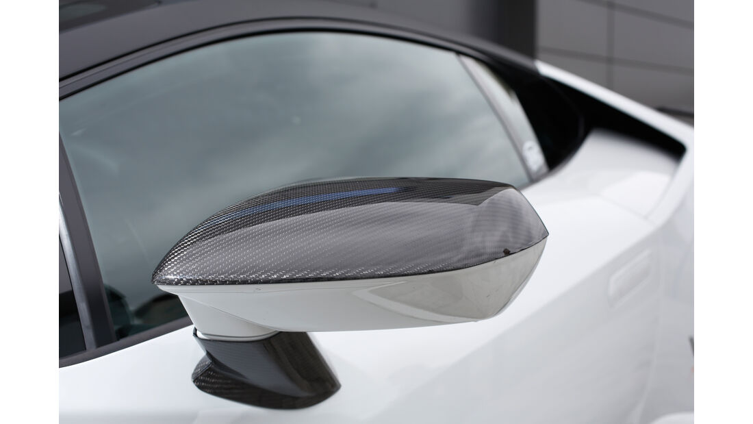 VOS-Performance-Lamborghini-Huracán LP 610-4, Seitenspiegel