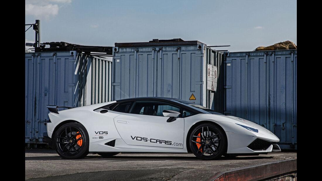 VOS Performance tunt Lamborghini Huracan Tuning