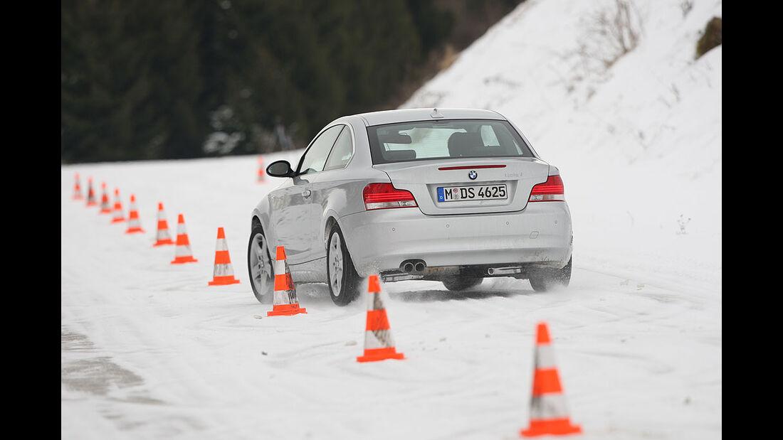 VT Antrieb BMW 125i