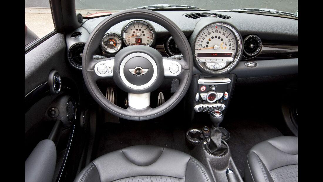 VT Audi TT RS Roadster, Ford Focus RS, Lotus Exige Cup 260, Mini JCW Cabrio, Porsche Boxster S, VW Golf GTI