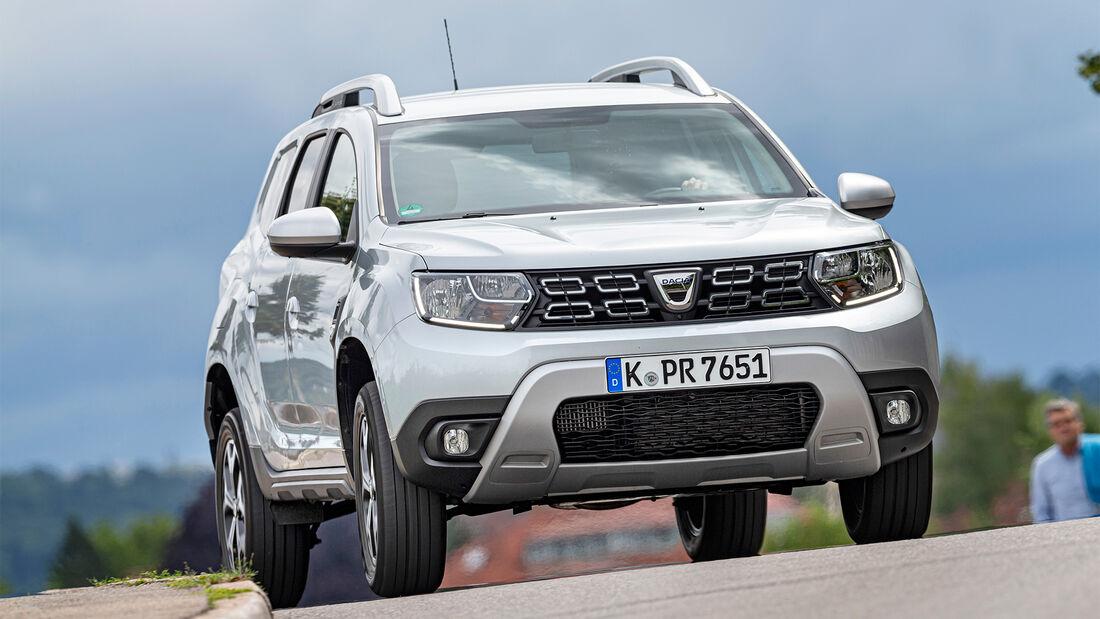 VT Dacia Duster, Ford Ecosport