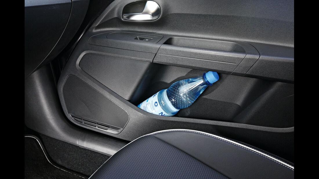 VW 1.0 high up, Ablagefach