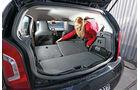 VW 1.0 high up, Fondsitz, Umklappen