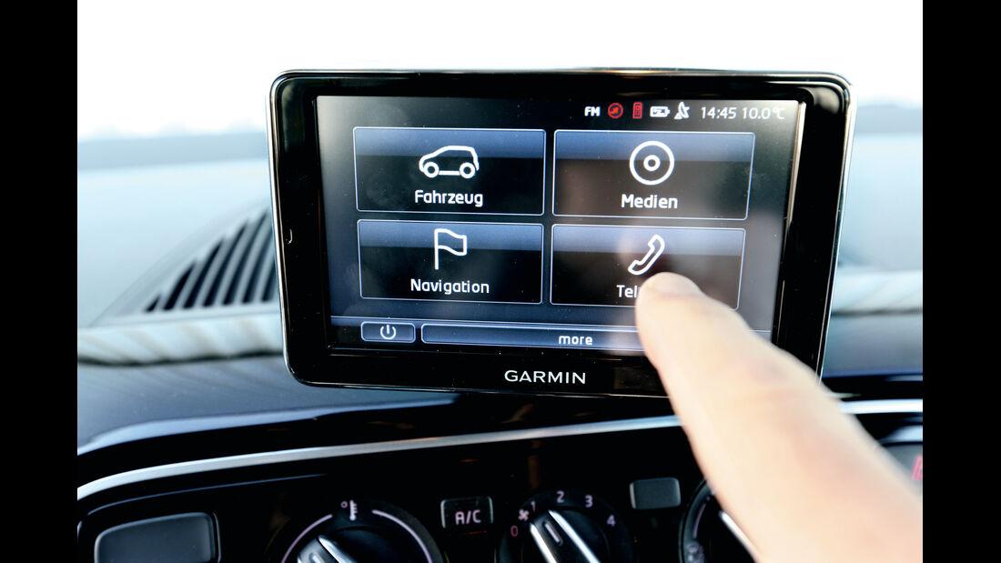 VW 1.0 high up, Infotainment