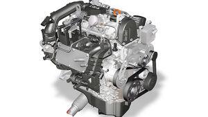 VW 1.2 TSI Motor, 2009