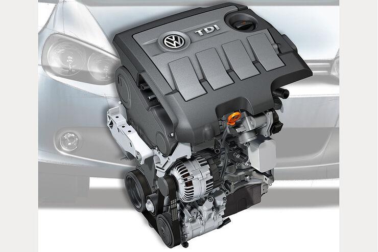 technik vw 1 6 tdi motor so funktioniert der vw