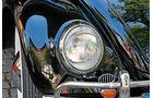 VW 1200 Cabrio, Frontscheinwerfer