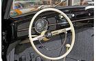 VW 1200 Cabrio, Lenkrad, Cockpit