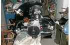 VW 1200 Cabrio, Motor