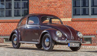 VW 1200, Frontansicht