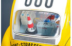 VW 1200 Käfer ADAC Straßenwacht im Maßstab 1:21