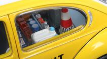VW 1200 Käfer ADAC Straßenwacht im Maßstab 1:22