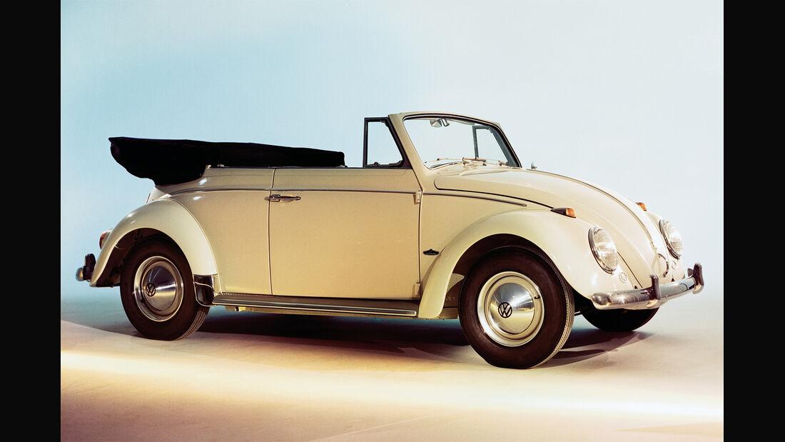 VW 1300 Cabriolet, Seitenansicht