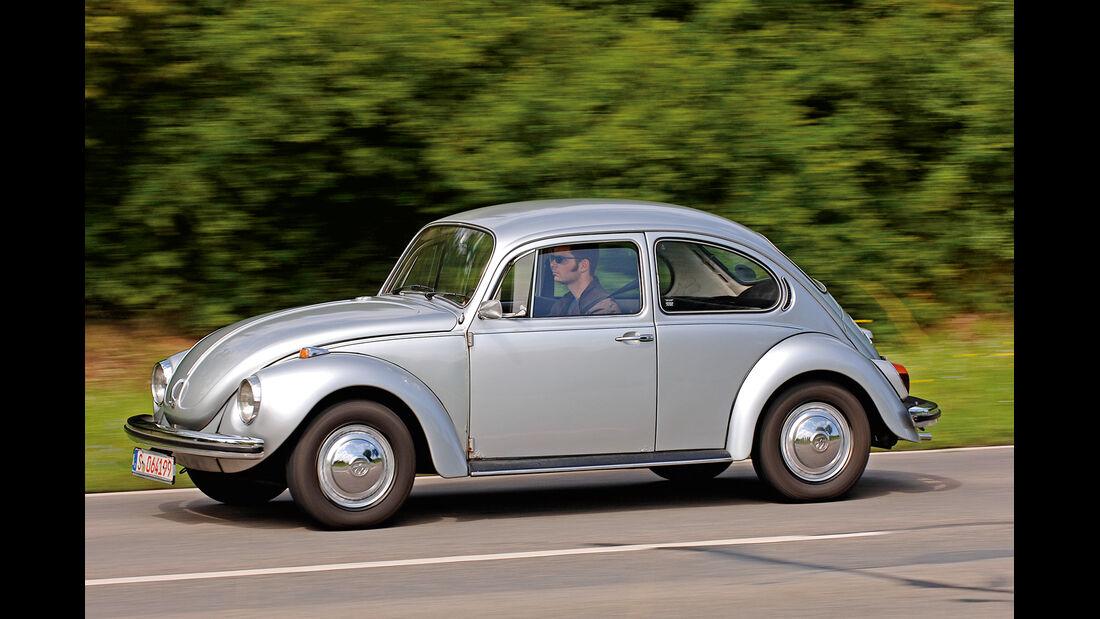 VW 1302, 1303, Seitenansicht